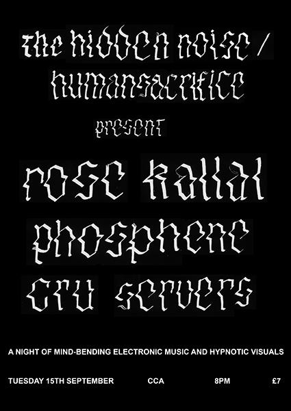 Rose Kallal, Cru Servers,Phosphene